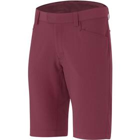 Shimano Transit Path Pantalones cortos Hombre, zinfandel